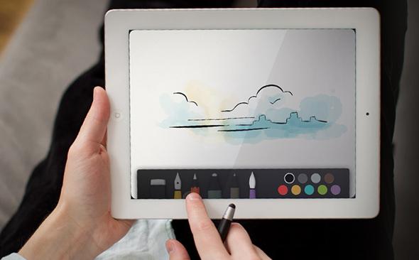 dibujar tablets apps