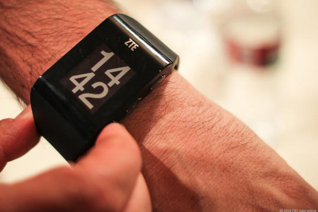 smartwatch ZTE analisis