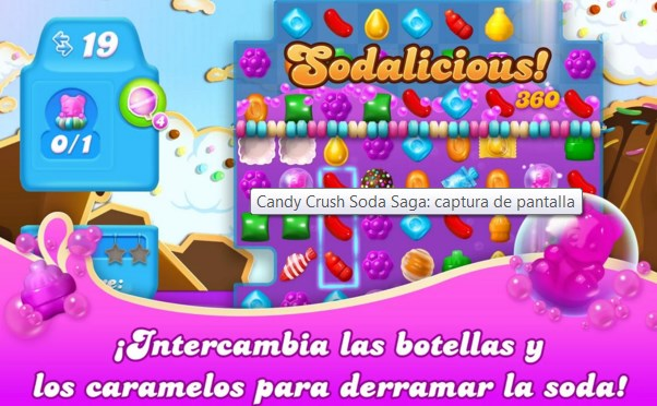 candy crush soda saga for android