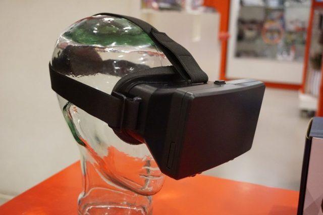 lentes de realidad virtual
