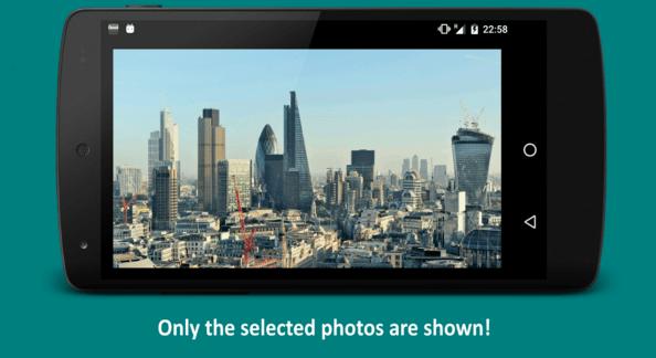 app para proteger las fotos