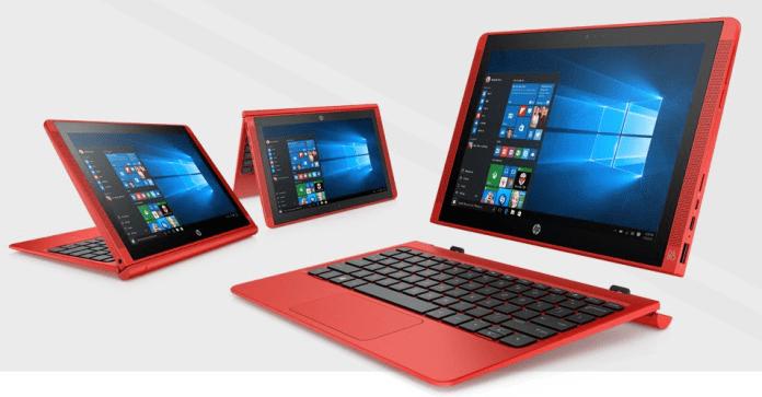 mejores tablets portatiles de HP