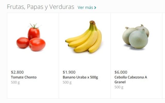 mercado app online startup