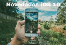 iOS 10 apple tecnologia