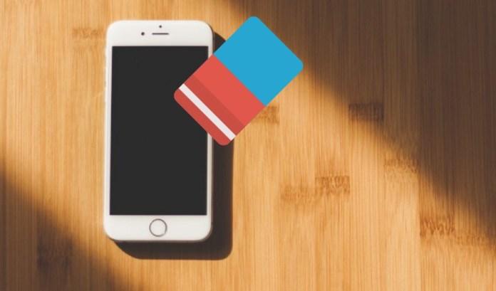 libera almacenamiento iphone