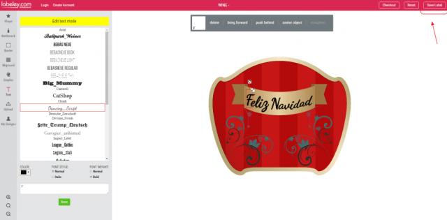 diseño online web