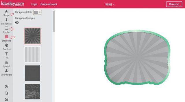 diseño online etiquetas