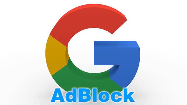 bloqueador de anuncios en google