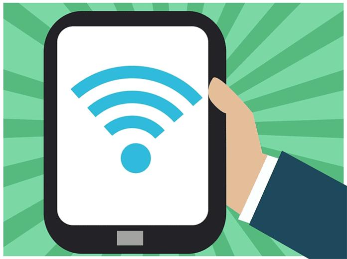 Table conectada por WiFi