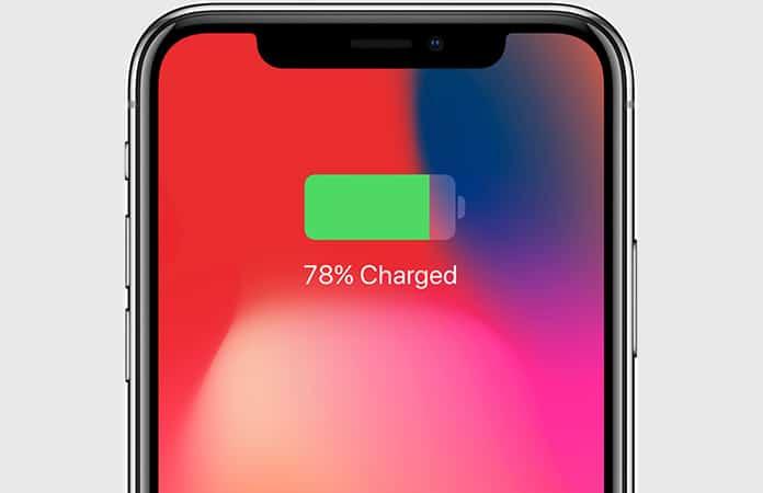carga rapida iphone x