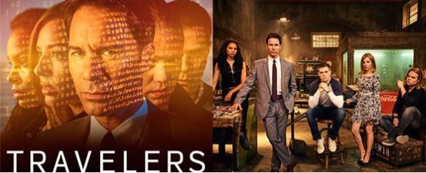 Serie de Netflix Travelers