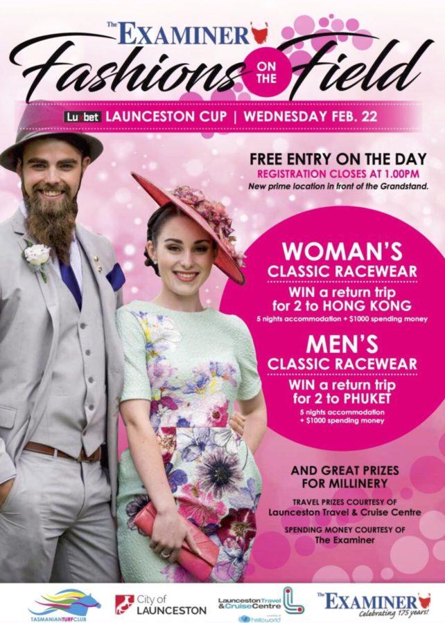 Wednesday 22 February 2017 - Launceston Cup