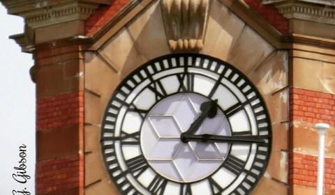 PO Town Clock, Launceston, Tasmania