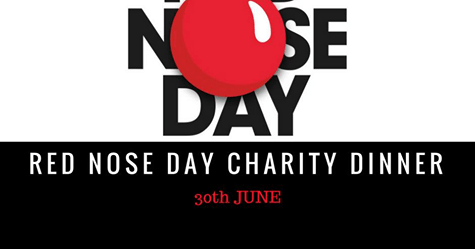 Red Nose Charity Fundraising Dinner - Rosevears Hotel, Rosevears