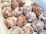 Snack Nut Balls
