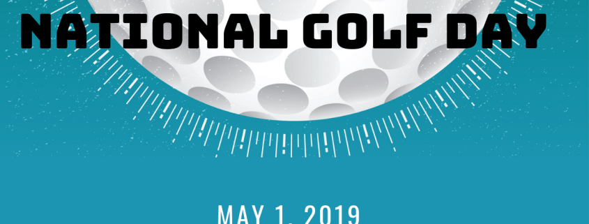 National Golf Day is Coming    - Healdsburg Golf Club