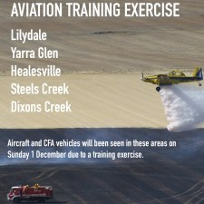 Aviation Training Exercise 2019