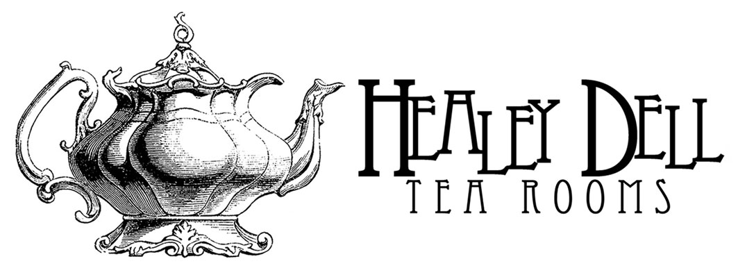 Healey Dell Tea Rooms logo