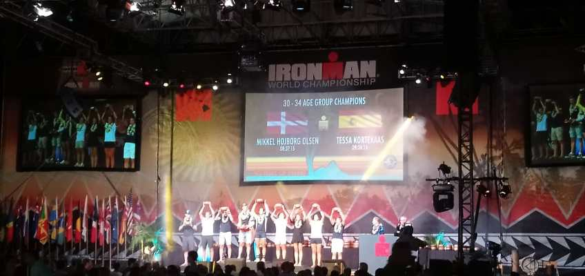 Hawaii Ironman Worldchampionship 2018