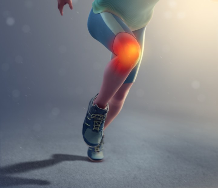 Affirmations For Knee Pain