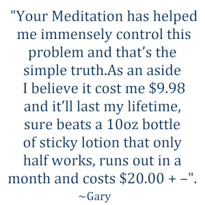 What Your Body Wants To Hear Skin Meditation Testimonial