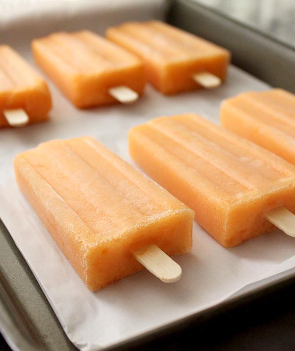 Resultado de imagen para Cantaloupe Pops