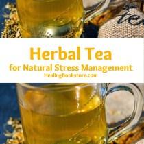 herbal tea for natural stress management