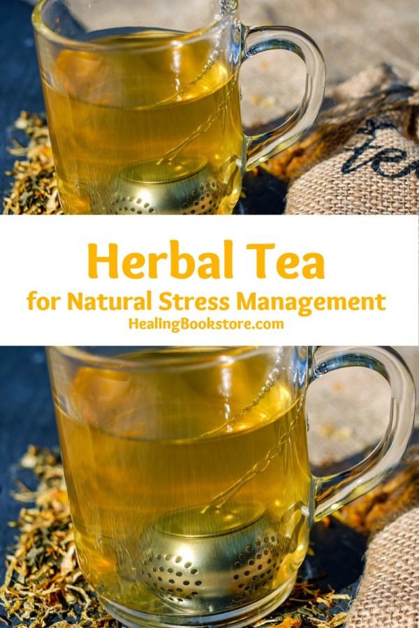 herbal tea for natural stress management