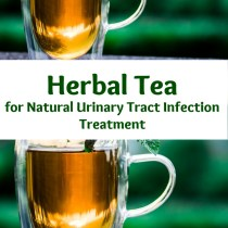 herbal tea for natural urinary tract infection treatment