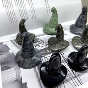 Wizard hat Carving