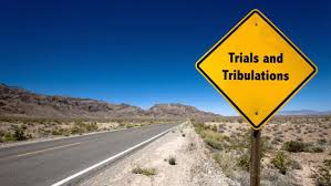 Photo of Facing Trials and Tribulations