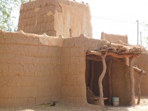 Traditional Dagara House