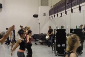 Group of People Dancing to Drumming
