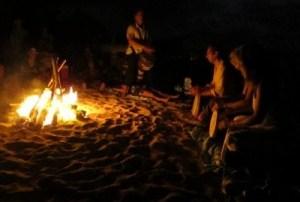 Night Fire Drumming