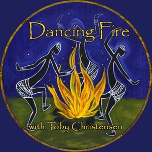 Dancing Fire by Toby Christensen