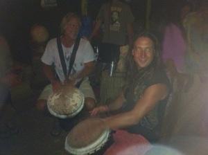 John Dumas & Toby Christensen