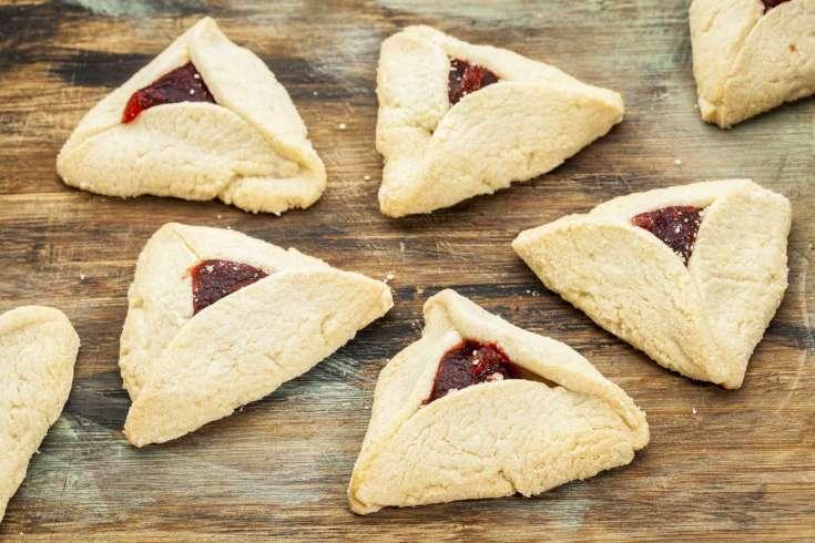 Seneca's Simple Purim Cookies