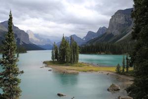 Spirit Island - Alberta Canada