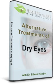 Products - Webinars - Alternative Treatments of Dry Eye Webinar