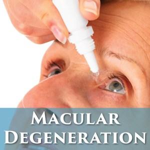 Macular Degeneration - Alt Treatment