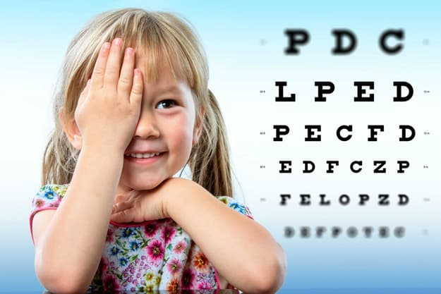 Significance of a First Eye Exam | When Do Children Need Eye Exam?