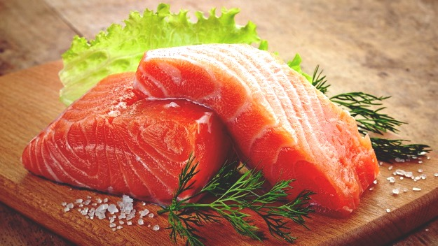 Salmon | What Are Nourishing Foods For Eye Health