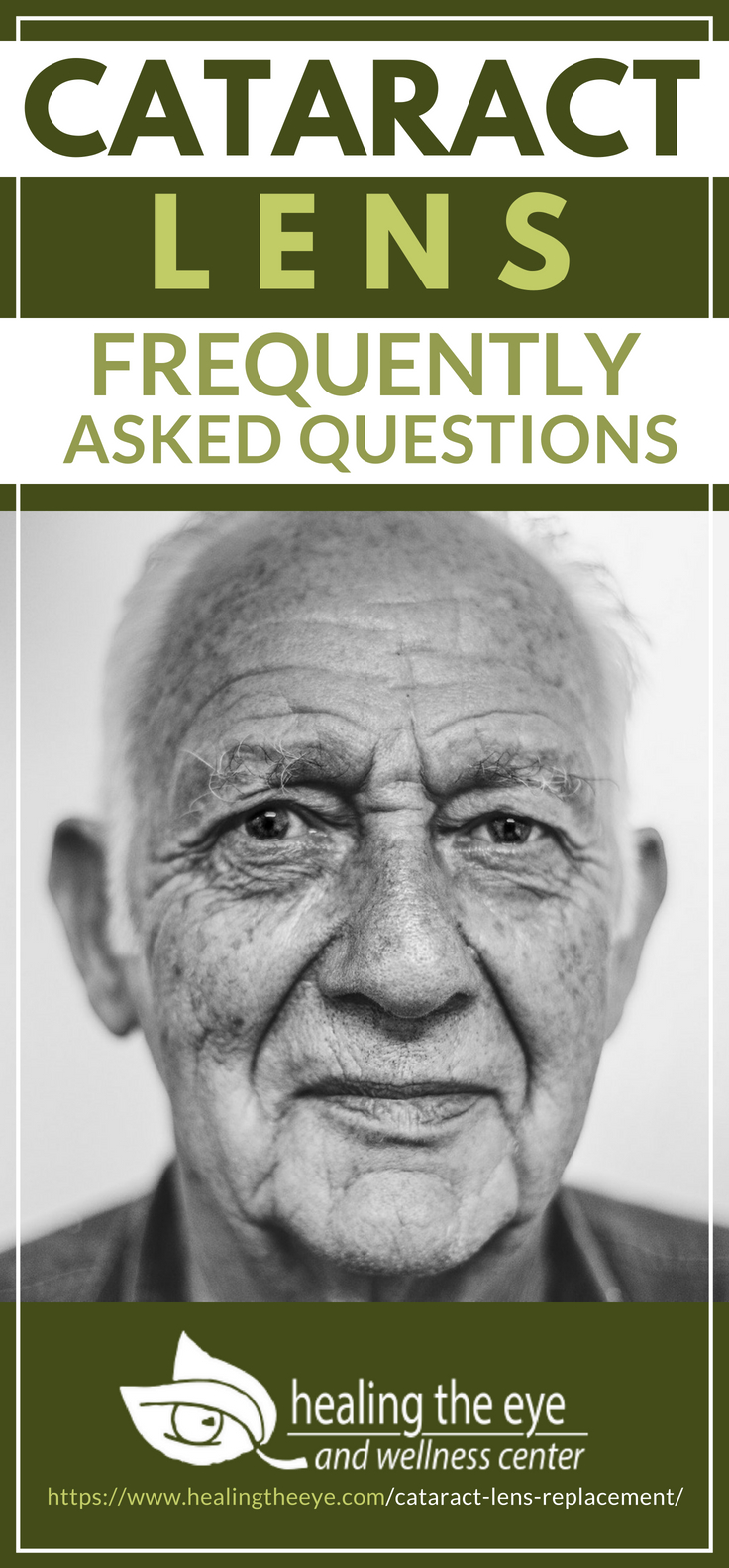 Cataract Lens Replacement Frequently Asked Questions