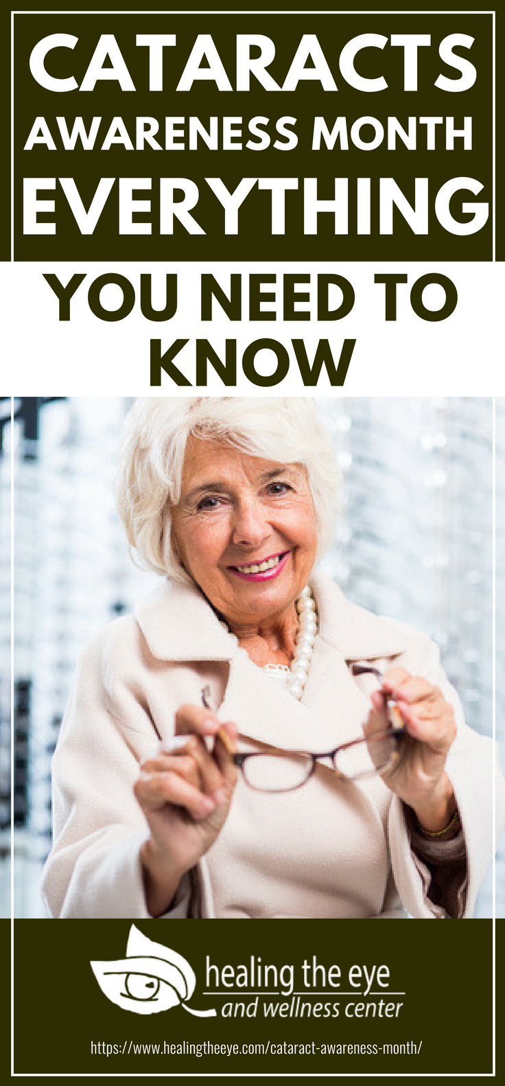 Cataract Awareness Month | Everything You Need To Know