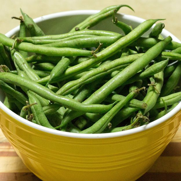 Green Beans | Glaucoma Prevention: What Foods Are High In Chromium