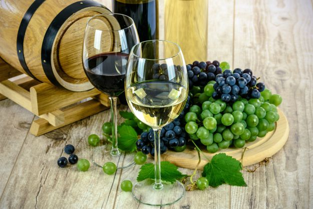 Grape Juice or Wine | Glaucoma Prevention: What Foods Are High In Chromium