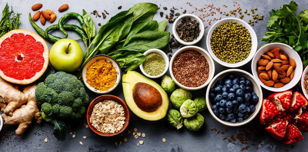 Top 5 Foods For Eye Health