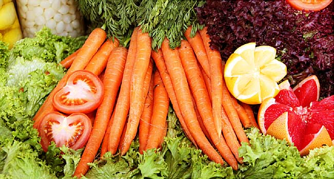 Benefits of Beta-Carotene and Vitamin A for your Eyes