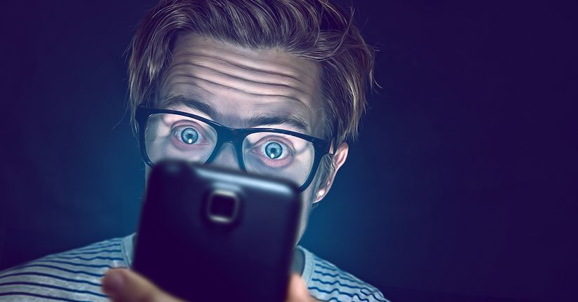 Scary Effects Of Technology On Our Eyes