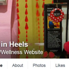 Facebook Heal in Heels